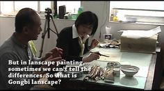 What is Gongbi Style Chinese Painting? an instructional demonstration wi...