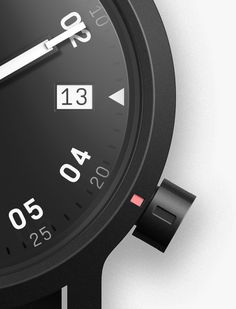 Watch Design For Minus 8 Cool Watches, Watches For Men, Black Watches, Men's Watches, Field Watches, Smart Design, Minimalist Interior, Classic House, Minimal Design