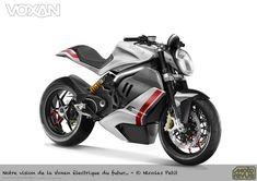 PRESS Vision - VOXAN electric and BMW R1200RT LC by Wunderlich - Nicolas Petit Design / PETIT MOTORCYCLE CREATION