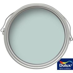 Dulux Authentic Origins Paint - Bird's Egg - 2.5L at Homebase -- Be inspired and make your house a home. Buy now.