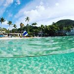 Swimming around Caneel Bay! visit caneelbay.com to book your St. John vacation