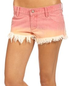 Suntoucher denim shorts, AU$69.99 from Roxy, Australia.