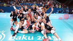 Baku 2015: dramatyczny bój, Niemcy pokonane, reprezentacja Polski w półfinale
