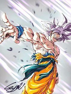 By: Stynlfuuta - - Dragon Ball Gt, Son Goku, Goku Fan Art, Dragonball Evolution, One Piece Anime, Foto Do Goku, Dbz Drawings, Mega Anime, Animes Wallpapers