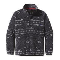 Patagonia Men's Synchilla® Snap-T® Pullover #poachit