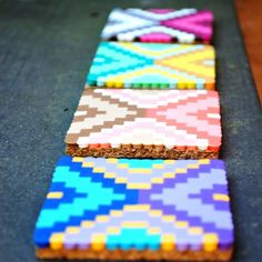 Craftaholics Anonymous® | 36 Perler Bead Crafts