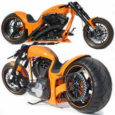 Thunderbike Dragster RS custombike