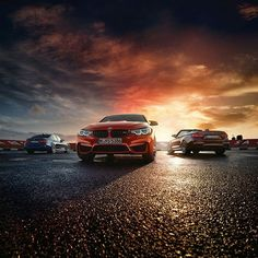 @bmw Pulsating adrenalin moving through your veins. The new