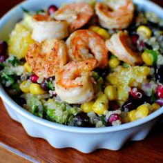 Superfood Salad with Lemon Vinaigrette Recipe:  http://myhoneysplace.com/the-best-only-recipes/