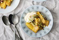 Karamellisoitua ananasta | Koti ja keittiö
