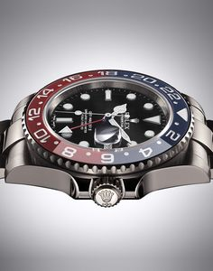 The New GMT Master II by Rolex
