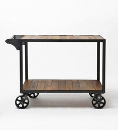 Be Ready to Entertain: High-end and Budget Bar Cart Inspiration, Buys & DIYs | Apartment Therapy