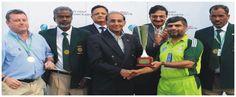 Pakistan Vs England at ICC GCA Dubai