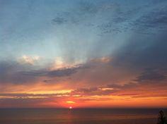 Gotta love Lake Hunon Sunsets <3