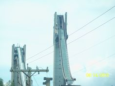 Lake Placid, NY These are the ski jumps used in the 1980 Olympic Games