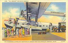 Pan Am Clipper Ship