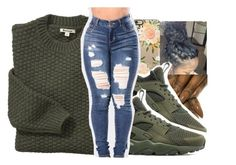 """""""2/28/17"""" by royaltyvoka ❤ liked on Polyvore featuring Casetify, NIKE and Barbour"""