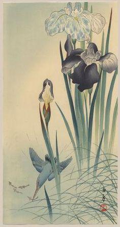 Thumbnail of Original Japanese Woodblock Print by Keinen, Imao