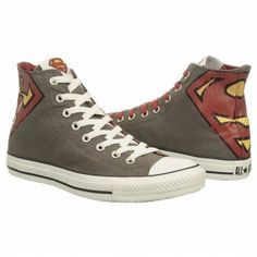 Athletics Converse Men's All Star Hi Comics Grey/Print Shoes.com