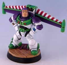 Spikey Bits Warhammer 40k, Fantasy, Conversions and Painted Miniatures: To 40k Infinity & Beyond- Pic of the Day