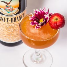 "The Mother Lover cocktail (probably named for SNL's famously raunchy ""Motherlover"" music video) is an impressively creative Mother's Day cocktail made with cachaça, Fernet-Branca, fresh lemon juice, honey, and muddled strawberry and orange. It's a perfect…"