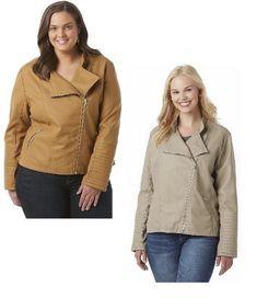Metaphor Womens Moto Jacket Faux Leather Solid size M L 1X 2X NEW https://www.ebay.com/itm/Metaphor-Womens-Moto-Jacket-Faux-Leather-Solid-size-M-L-1X-2X-NEW-/332558726547?var=&hash=item7e1cfce98e