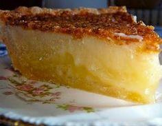 Best Buttermilk Pie