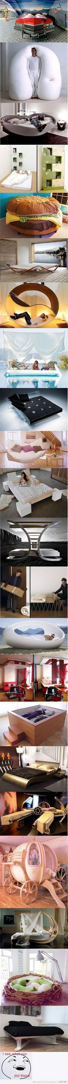 Bed lvl: creative