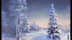 Do you enjoy the Christmas season? Watch Kevin paint this stunning winter scene with acrylics! For more information about full length lessons, please visit: www.paintwithkevin.com