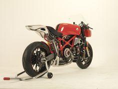 Custom Ducati 999 Cafe Racer