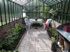 Garden Shed: Using It as a Workshop or Craft Room What Is A Conservatory, Greenhouse Shed, Up House, Garden Structures, Glass House, Garden Planning, Garden Projects, Garden Inspiration, Backyard Landscaping