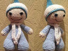 Kostenlose Häkelanleitung Sandmann Amigurumi - Sandmann – freies Häkelmuster Imágenes efectivas que le proporcionamos sobre maglia sciarpa Una - Diy Crochet And Knitting, Knitting Blogs, Crochet Bear, Baby Knitting Patterns, Crochet For Kids, Knitting Designs, Crochet Hooks, Free Crochet, Crochet Patterns