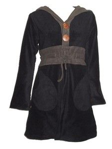 Last one, Gringo Fair Trade big button coat now only £26.99