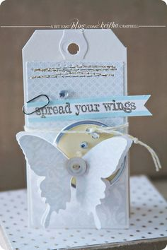 Love butterflies and love this tag!
