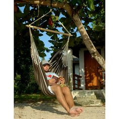 Amazonas Brasil Mocca Hammock Chair