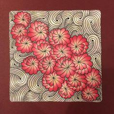 #zentangle #zentangleart #zenart #zentangles #tangle #penart #coloredpencil #art #illustration #ゼンタングル #ゼンタングルアート