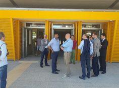 Decaro allapertura della nuova stazione Cecilia sulla tratta metropolitana Bari  San Paolo