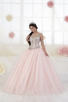 fb7e9ff50a 63 Best Pink Quinceanera Dresses images in 2019