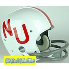 Old Ghost Collectibles - Nebraska Cornhuskers Authentic Throwback Football Helmet 1967-1968, $163.99 (http://www.oldghostcollectibles.com/nebraska-cornhuskers-authentic-throwback-football-helmet-1967-1968/)