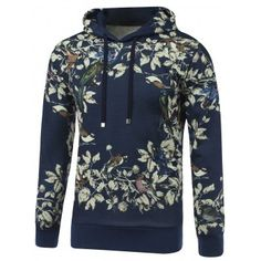 SHARE & Get it FREE | 3D Floral and Birds Painting Print Hooded Long Sleeve HoodieFor Fashion Lovers only:80,000+ Items·FREE SHIPPING Join Dresslily: Get YOUR $50 NOW!