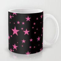 BohoBear Stars {Mugs} Collection By Bohemian Bear By Kristi Duggins | Society6