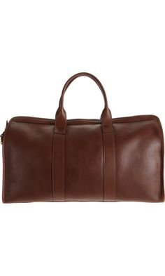 Lotuff Leather  - Leather Duffel