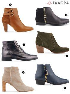 Minelli chaussures printemps-été 2017   les plus belles bottines de la  nouvelle collection – Taaora – Blog Mode, Tendances, Looks 3ab430855eef