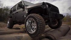 It's the Hottest Jeep Trend! Our Fender Flare Delete Kit for the Jeep Wrangler is the latest and hottest trend.