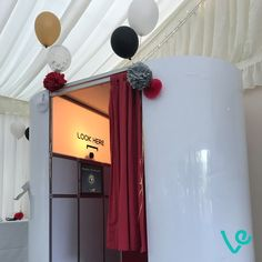 Photo Booth set up at Trunkwell House Mirror Photo Booth, South East England, Event Management Company, Magic Mirror, Wedding Gallery, Event Planning, Photo Booths, House, Beauty