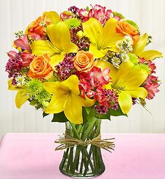 my absolute FAVORITE flower arrangement... I order this multiple times per year and love it!!!