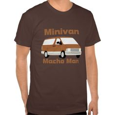 minivan macho man!