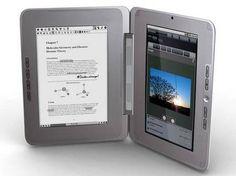 EnTourage eDGe A new Ebook Reader with Netbook