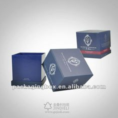 Paper box perfume for packaging