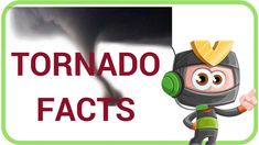 [Weather Facts 11] Tornado Facts For Kids | Teaching English and Science...